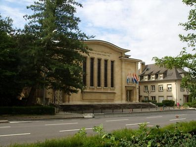 The Synagogue in Luxembourg City