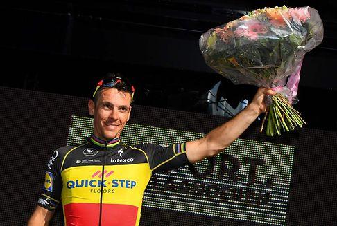 Trois jours de La Panne: Gilbert fin prêt pour le Ronde, Kirsch finit fort
