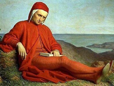 Italiens größter Dichter Dante Alighieri wurde vor 750 Jahren geboren.