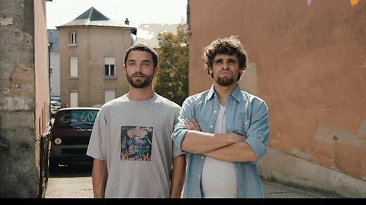 Julien und Simon wollen durch Europa ziehen