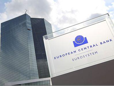 La BCE laisse ses taux directeurs inchangés. (Photo: AFP)