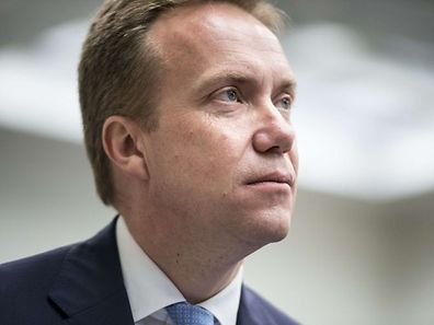Norwegian Foreign Minister Børge Brende
