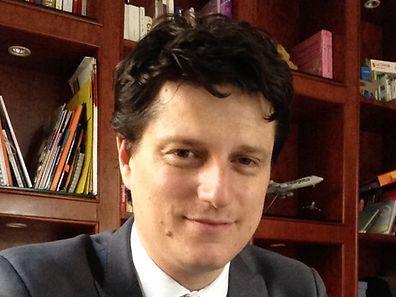 Luc Decker est consul général du Luxembourg en Chine et directeur exécutif du Luxembourg Trade and Investment Office (LTIO) à Shanghai.