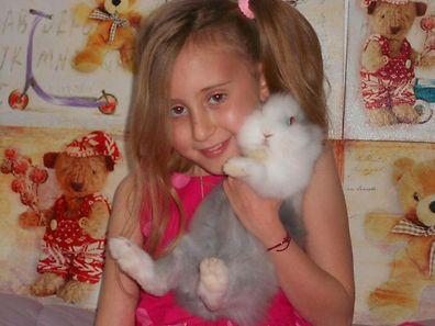 Kaëna a neuf ans