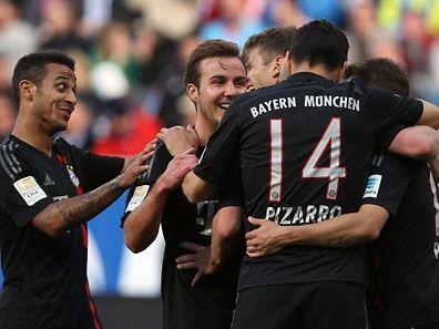 In der Bundesliga läuft alles nach Plan. Die Bayern können sich ganz auf das Champions-League-Viertelfinale gegen Porto konzentrieren.