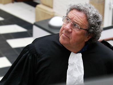 Gaston Vogel war bei der Urteilsverkündung am Montag nicht im Gericht anwesend.