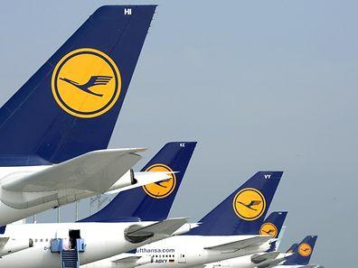 Es ist der achte Pilotenstreik bei der Lufthansa binnen eines knappen halben Jahres.