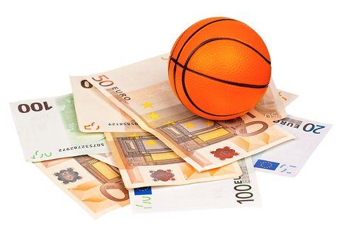 Basketball: Geldsegen als Unterstützung