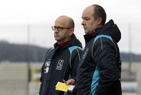 Fußballclub von Käerjéng : Fiorucci und Heinz müssen gehen