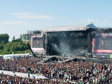 """Das neue """"Rock am Ring"""" findet ganz in der Nähe des Nürburgrings statt."""