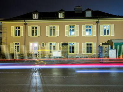 """Die """"Villa Chomé"""" in Eich: War das altehrwürdige Gebäude die Operationsbasis der Bommeleeër?"""