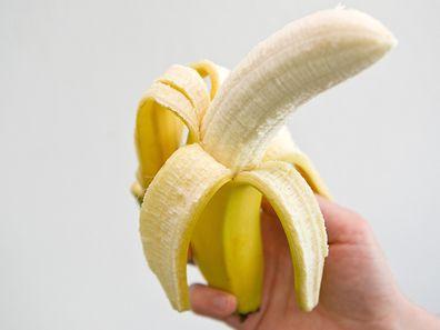 Besser zum Verzehr geeignet: Räuber verwendete Banane als Waffen-Imitat.