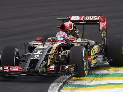 Un sale coup pour Romain Grosjean à l'occasion du dernier Grand Prix de la saison