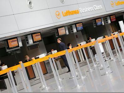 Lufthansa wird am Montag und Dienstag bestreikt.