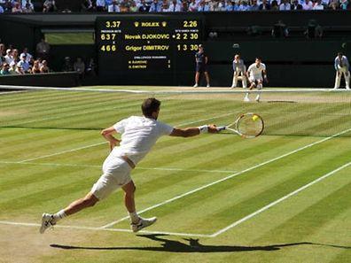 Wird bald auch in Luxemburg auf Rasen gespielt wie in Wimbledon?