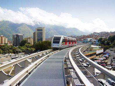 Le téléphérique de La Paz, en Colombie, comprend désormais trois lignes de dix kilomètres