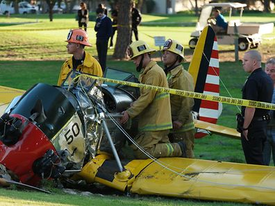 ENTERTAINMENT-US-ACCIDENT-PLANE-FILM-FORD