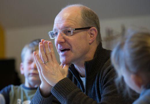 Pour le pasteur Volker Beba, la place du débat dans la foi protestante est une véritable richesse