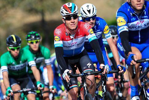 Cyclisme: Tour de l\'Algarve: Kwiatkowski s\'impose, Jungels cinquième