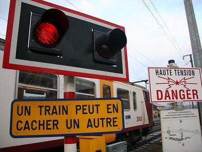 Im April wird auf den Zuglinien 10 und 30 gearbeitet.