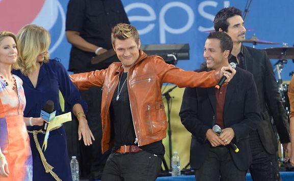 Le groupe s'est produit vendredi dans le talk-show Good Morning America.