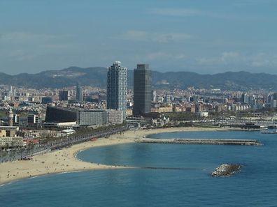 Barcelona ist die zweitgrößte Stadt Spaniens.