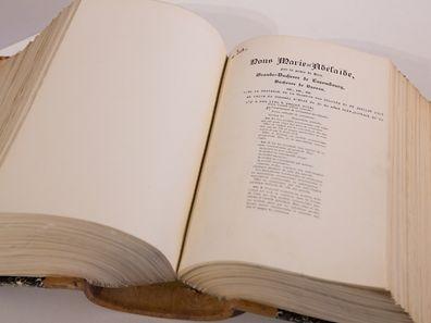 Am 10. August 1915 unterzeichnete Großherzogin Marie-Adelheid das Gesetz zu den Handelsgesellschaften.