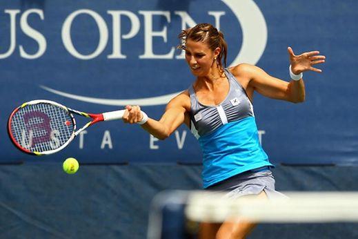 Minella steht nach 2010 erneut in der dritten Runde bei den US Open.