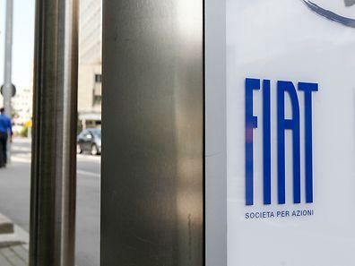 Le 24 boulevard Royal, où le lien entre Fiat Finance and Trade et le constructeur italien ne fait aucun doute  Foto:Guy Jallay