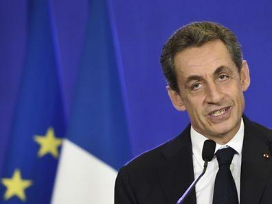 Sarkozy durfte sich freuen: Die Rechte hat deutlich gewonnnen.