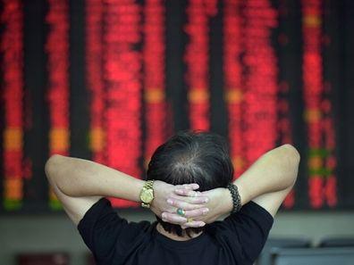 La chute du marché chinois explique au moins partiellement la baisse de l'encours.