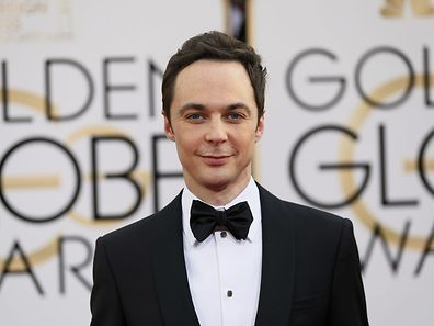 "Jim Parsons ist der Star der Serie ""The Big Bang Theory"""
