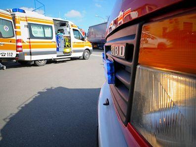 Die Rettungskräfte wurden am Samstagmorgen auf die A3 gerufen.