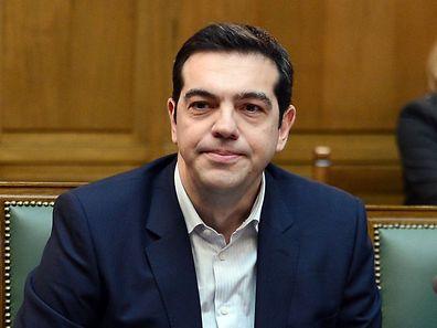 Es wird vermutet, dass Alexis Tsipras ein eigenes Sparprogramm vorstellen wird.