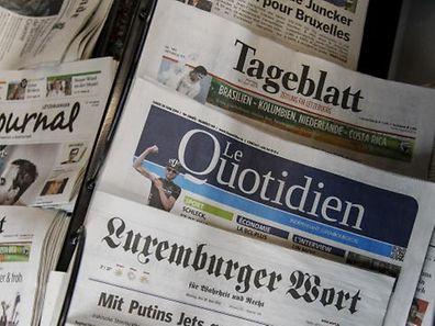 Urlaub, Internet, Müll: Die Vielfalt der Themen in der heutigen Tagespresse