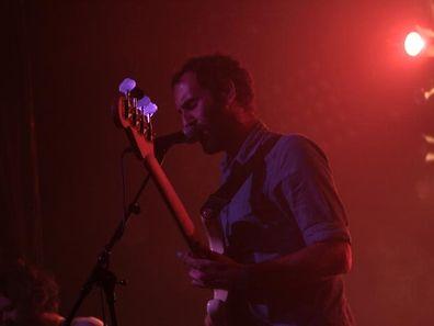 25.8.2015 Luxembourg, Bonnevoie, Carré Rotonde, Concert Viet Cong photo Anouk Antony
