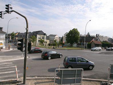 La couche de roulement du grand carrefour au centre de Frisange sera renouvelée au cours de la nuit de jeudi à vendredi.