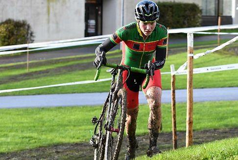 Cyclo-cross: Nathalie Lamborelle: «Je peux encore gagner la Skoda Cross Cup»
