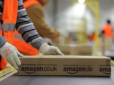 Amazon investiert traditionell massiv in den Ausbau des Geschäfts und fährt deshalb bestenfalls schmale Gewinne ein.