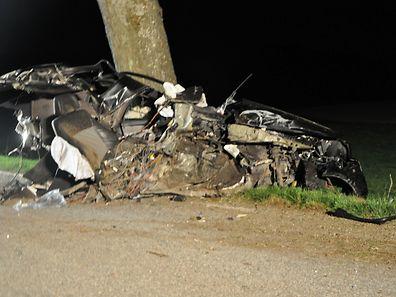 Le jeune passager n'a pas survécu à l'accident