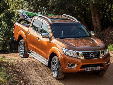 ie zwölfte Generation des Nissan NP300 Navara wird zum ersten Mal auf der IAA zu sehen sein. Angetrieben wird der Pick-up von einem 2,3-Liter-dCi-Dieselmotor.