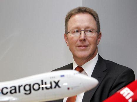 Dirk Reich, CEO der Cargolux, stellt klar, dass es derzeit keine Pläne gibt, das Kapital der chinesischen HNCA auszubauen.