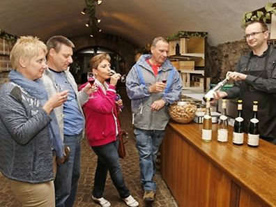 Die Winzer und Kellereien laden am am Pfingstwochenende zur Verkostung in den Weinkellern und geführten Wanderungen ein.