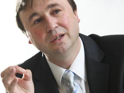 Der DP-Politiker André Bauler zählt sich selbst zu den Befürwortern von Hausaufgaben.