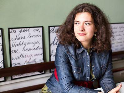 Nora Gomringer ist seit 2010 Leiterin des Internationalen Künstlerhauses Villa Concordia in Bamberg.
