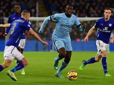 Yaya Toure and Manchester City already met last season in the second round against FC Barcelona resulting in the  English club being eliminated.