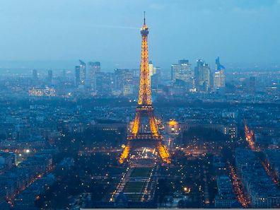 Seit einigen Tagen werden vermehrt Drohnen im Pariser Luftraum notiert.