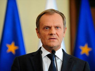 Der polnische Regierungschef Donald Tusk gilt aktuell als heißester Anwärter auf den Job des EU-Ratspräsidenten.