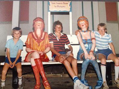 Ryan Reynolds veröffentlichte kürzlich ein Bild aus seiner Kindheit.
