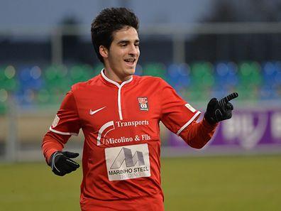 Yannick Bastos wird während einigen Monaten in Trier trainieren.